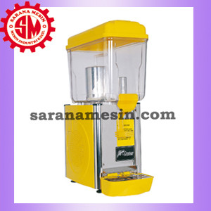 Juice dispenser 1 Kran