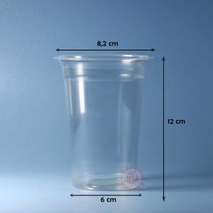 Gelas Plastik 16 Oz 5,5 gr