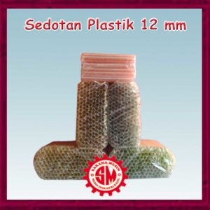 Sedotan Plastik 12 mm