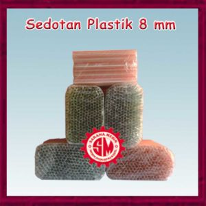 Sedotan Plastik 8 mm