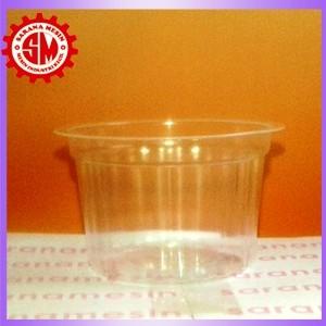 Cup Es Krim Plastik 120 ml