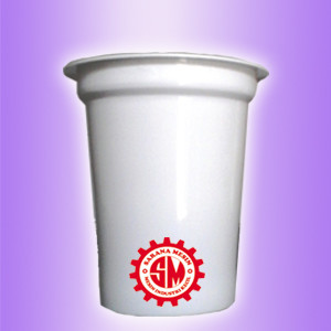 Gelas Plastik Putih 220 ml