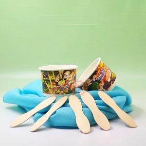 Jual Paper Cup Ice Cream 2 Oz