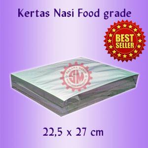 Kertas Nasi Food Grade 28 gr Murah