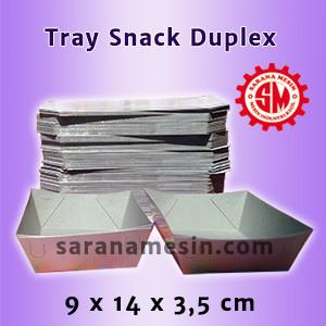Kotak Snack Kecil Murah , Duplex