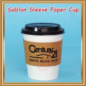 Sablon Sleeve Paper Cup murah