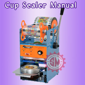 Mesin Cup Sealer Manual Murah