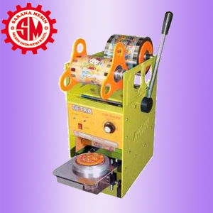Cup Sealer Manual Getra