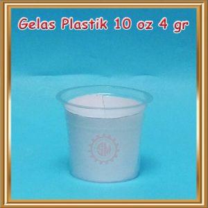 Gelas Plastik 10 Oz