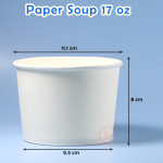 Paper Soup 17 Oz