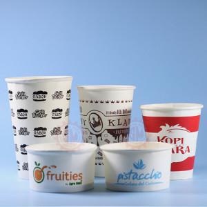 Sablon Paper Cup