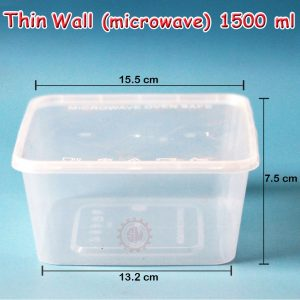 Thinwall 1500 ml (kotak)